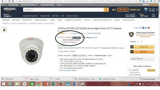 Amazon Without Sale